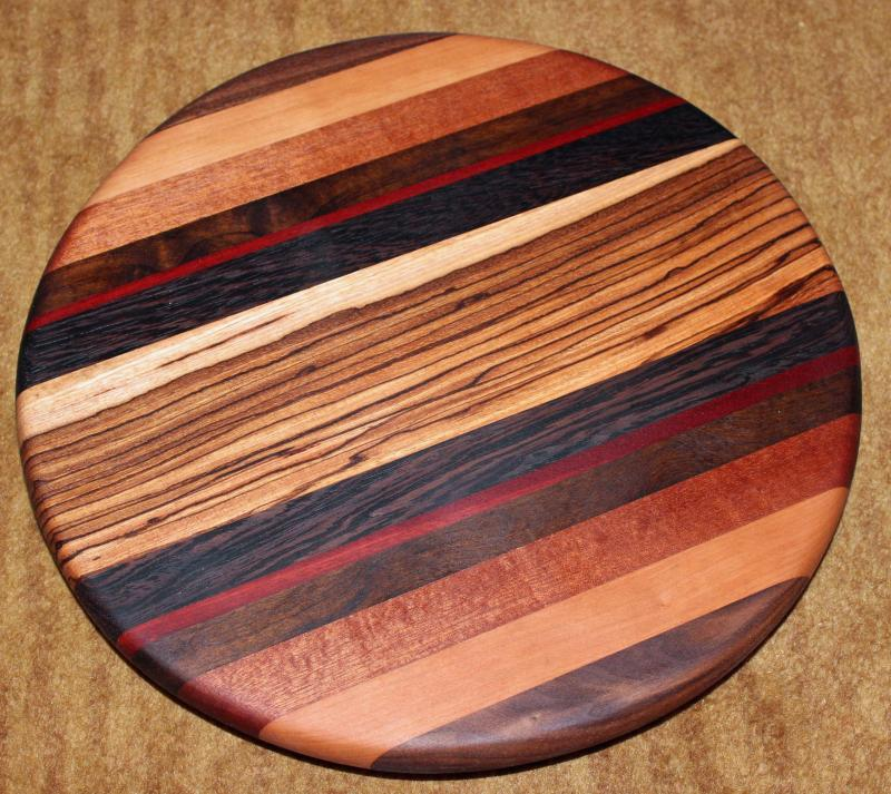 Wooden Lazy Susan For Table Designs